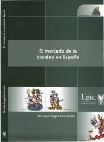 Cubierta para El mercado de la cocaína en España