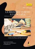 Cubierta para La Historia vuelve a la Escuela. Reflexiones sobre la enseñanza de la Historia en Colombia