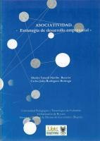 Cubierta para Asociatividad: estrategia de desarrollo empresarial