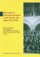 Cubierta para Educadores en América Latina y el Caribe del siglo XX al siglo XXI
