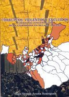 Cubierta para Corruptos, violentos y excluidos: formas de construcción de la ciudadanía en Boyacá 1946-1953