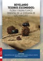 Cubierta para Revelando tesoros escondidos: flora y fauna flanco oriental de la Serranía de Los Yariguíes